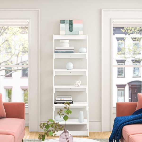Hayley Ladder Bookcase By Foundstone