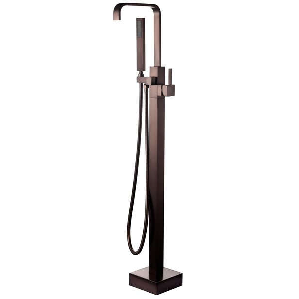 Floor Mounted Freestanding Tub Filler by AKDY AKDY