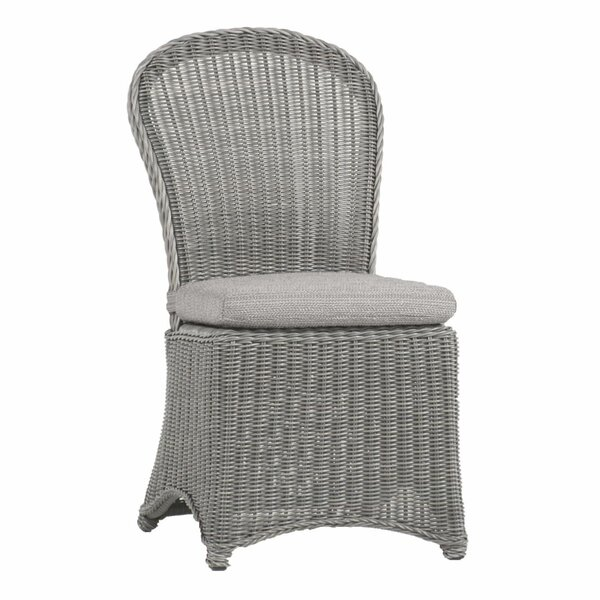 Regent Patio Dining Chair with Cushion by Summer Classics