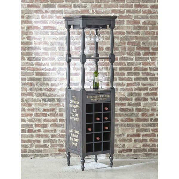Cabernet Bar with Wine Storage by Highway To Home Highway To Home