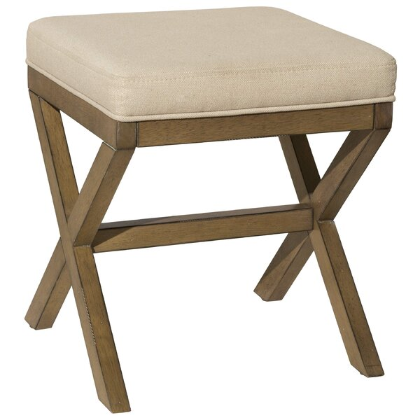 Keane Vanity Stool by Ophelia & Co.