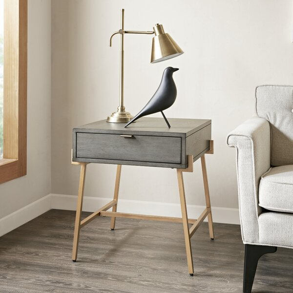 Vitale End Table By Brayden Studio