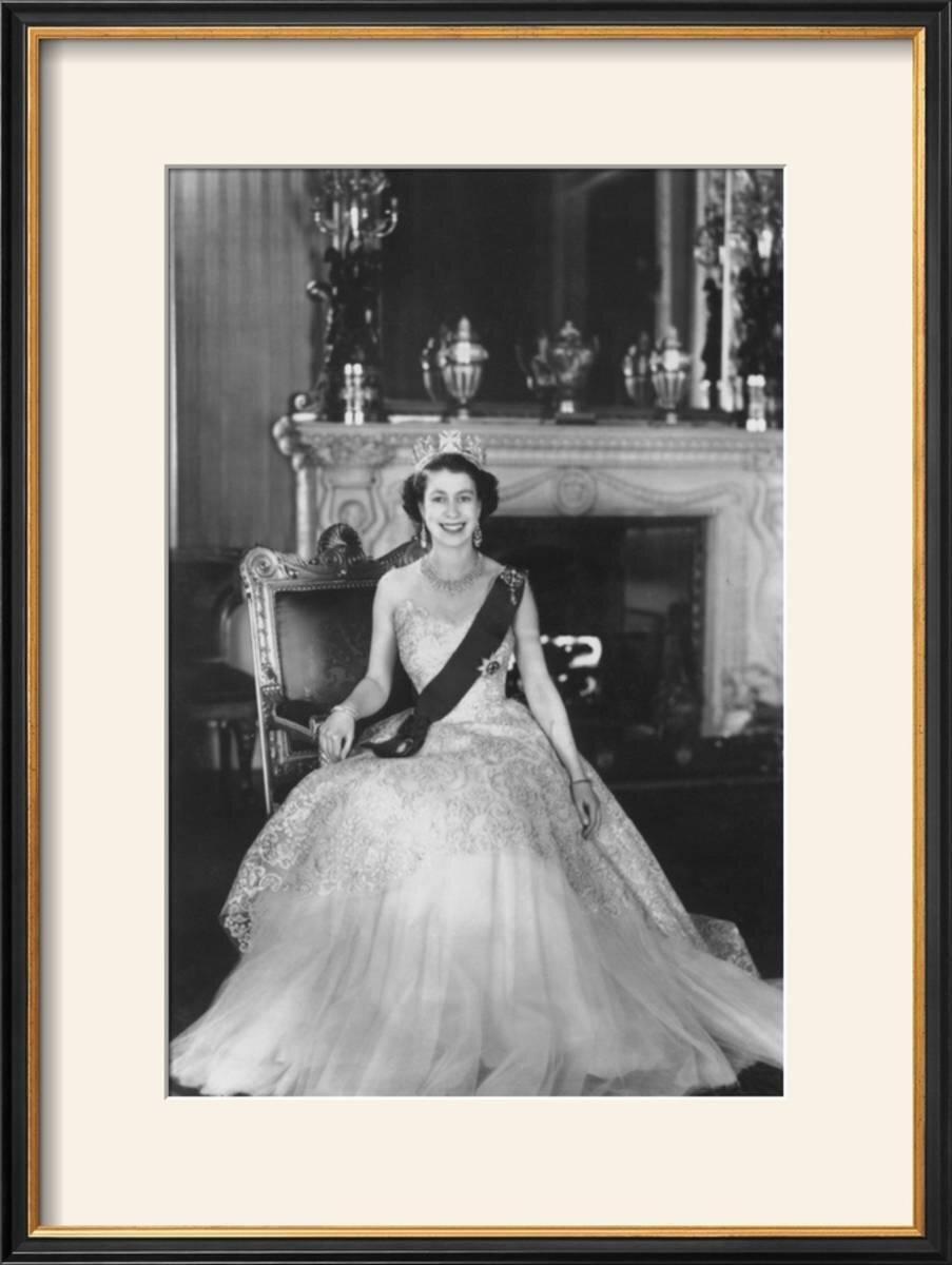 Winston Porter \'HM Queen Elizabeth II at Buckingham Palace, 12th ...