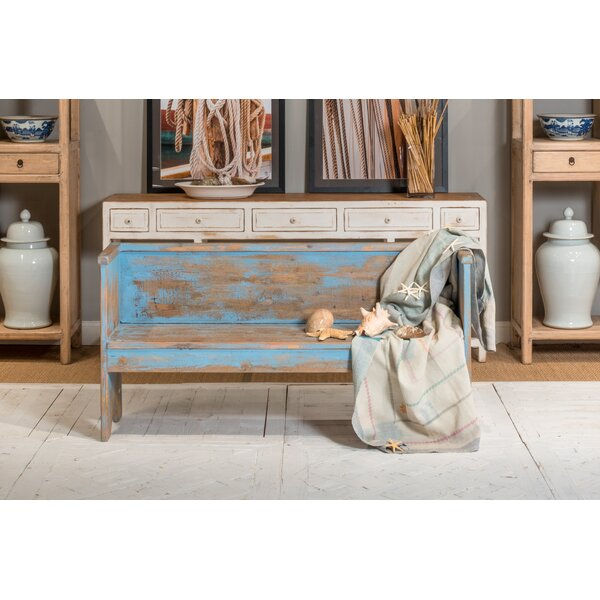 Beach House Bench by Sarreid Ltd