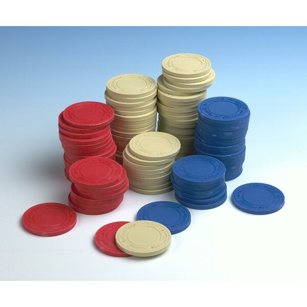 100 Clay Poker Chip by Drueke