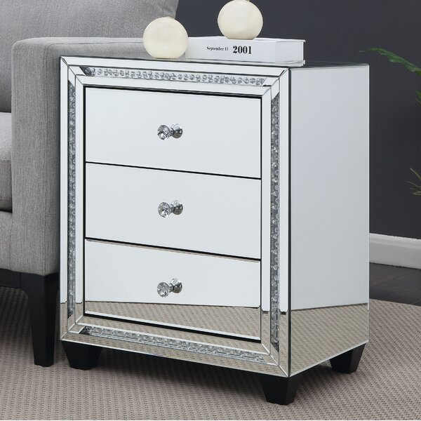 Review Masham End Table With Storage