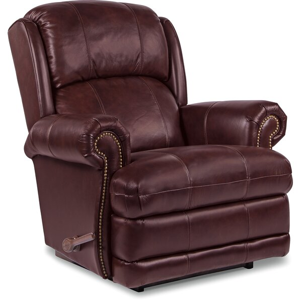 Review Kirkwood Leather Recliner