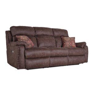 Ribbon Double Reclining Sofa