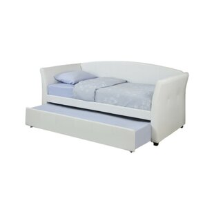 Abril Twin Daybed with Trundle