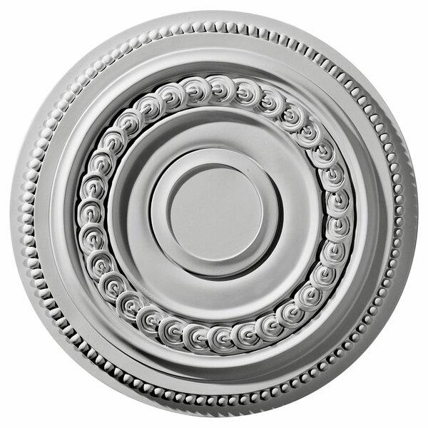 Oldham 18H x 18W x 1 1/4D Ceiling Medallion by Ekena Millwork