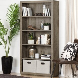 Kanji Standard Bookcase by South Shore Best Design