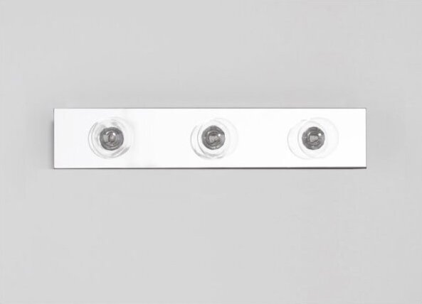 M Series 16 x 3 Recessed or Surface Mount Medicine Cabinet with Lighting by Robern