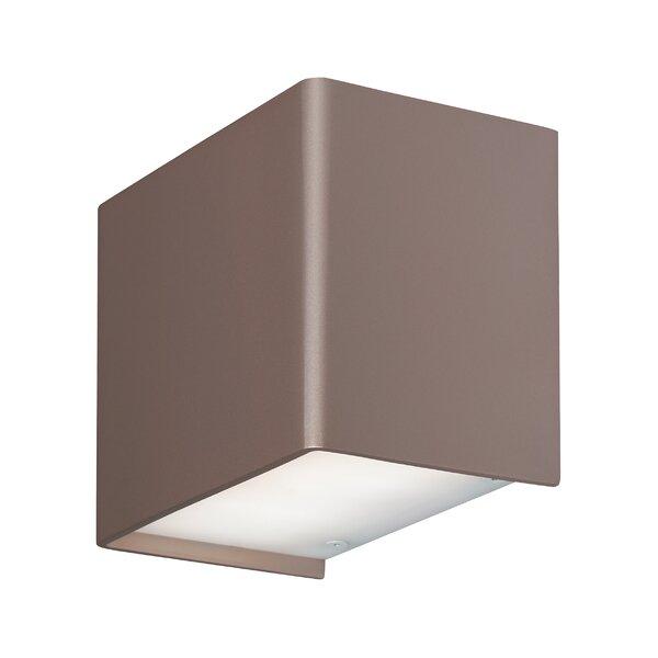 Dillinger 1-Light LED Flush Mount by Ebern Designs
