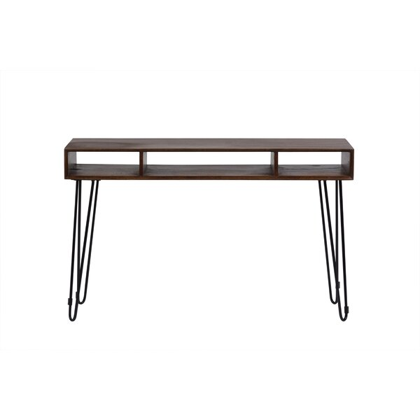 Laverty Contemporary Console Table by Union Rustic Union Rustic