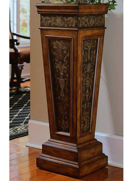 Warner Robins Pedestal Plant Stand by Astoria Grand