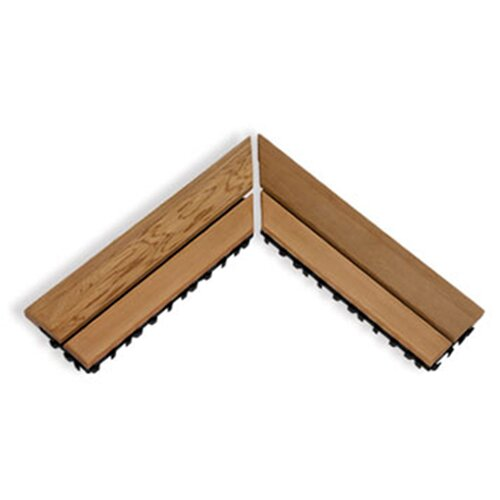 Cedar Corner (Set of 2) by Premium Saunas