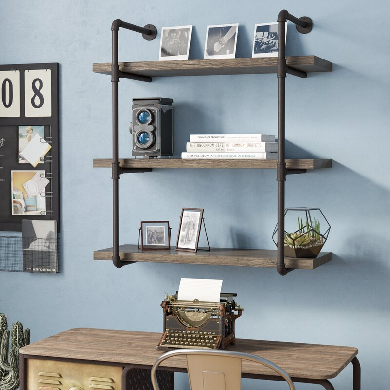 top 9 best wall shelves for books in 2018 • top9home 3 Wall Shelves