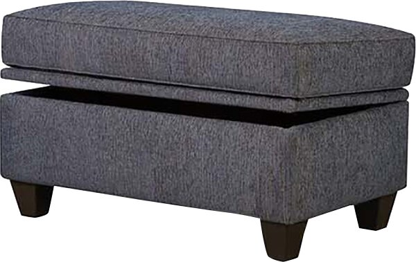 Ashton Storage Ottoman by Chelsea Home Chelsea Home
