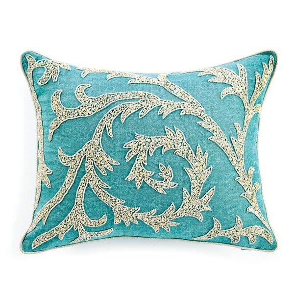 Buckley Sequin Lumbar Pillow by One Allium Way