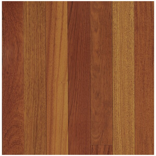 5 Engineered Brazilian Cherry Hardwood Flooring in Natural by Easoon USA