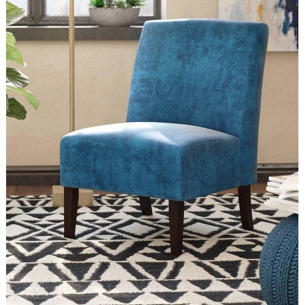 Rickey Slipper Chair by Zipcode Design