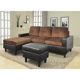 78 Reversible Sectional with Ottoman by Latitude Run