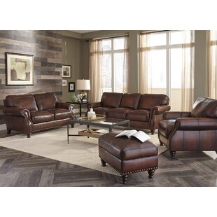 Trecartin Leather Configurable Living Room Set By Darby Home Co