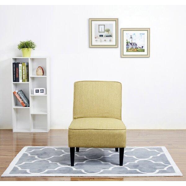 Bayviewpark Slipper Chair by Ebern Designs