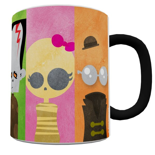 Monsters Morphing Mug by Trend Setters
