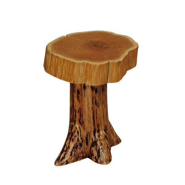 Dugas Stump Nightstand by Millwood Pines
