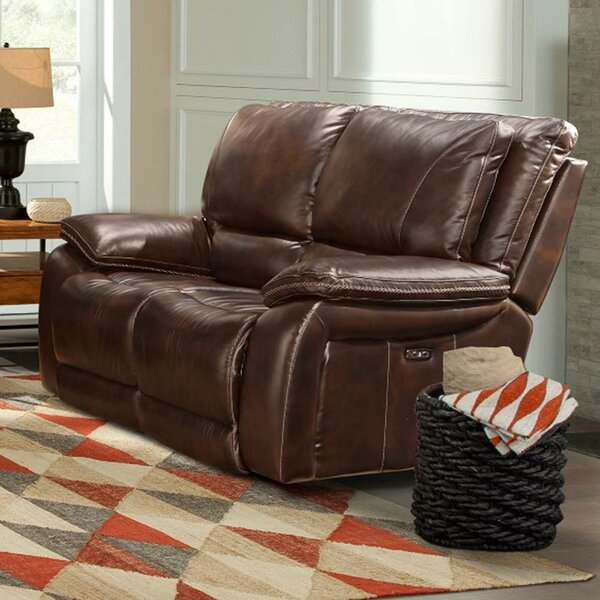 Review North Brookfield Reclining Loveseat