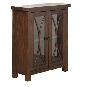 Sierra Madre 2 Door Accent Cabinet