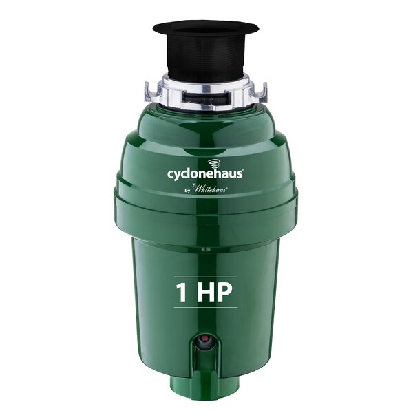 Cyclonehaus 1 HP Garbage Disposal by Whitehaus Collection