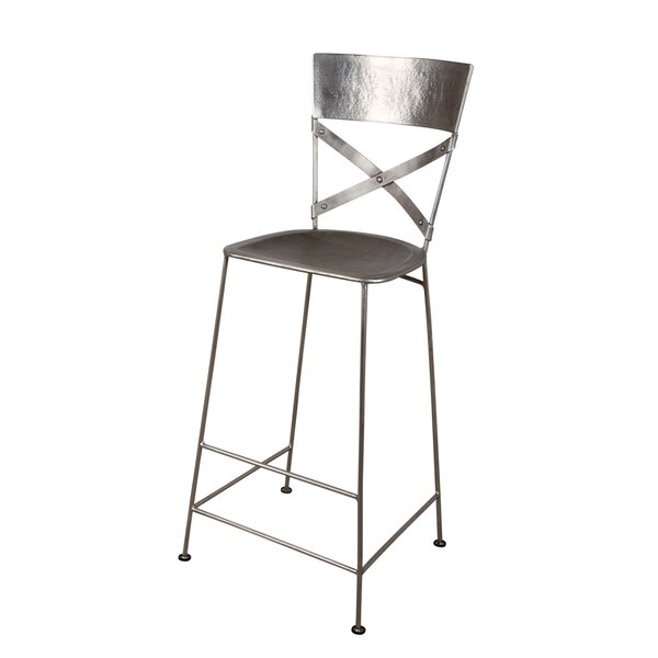 East Hope 30 Bar Stool by Laurel Foundry Modern Farmhouse