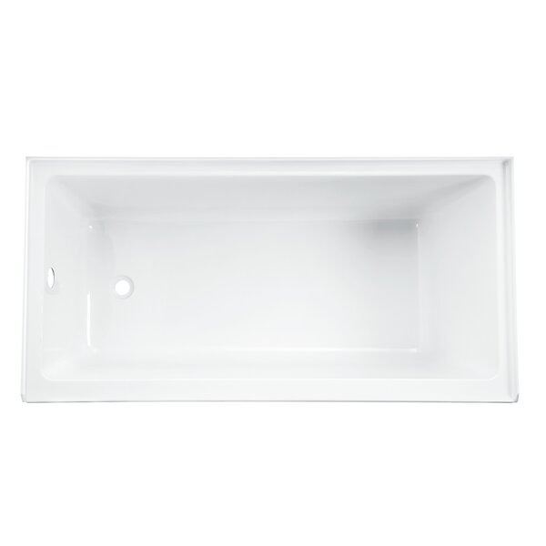 Equinox 60 x 30 Drop in Soaking Bathtub by Wet Republic