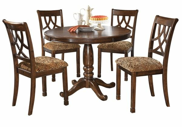 Cedar Creek 5 Piece Dining Set by Three Posts
