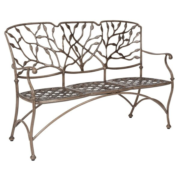 Heritage Garden Bench by Woodard
