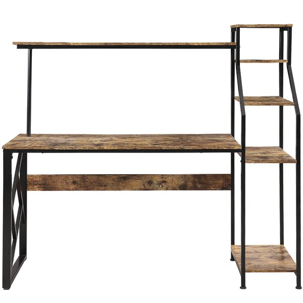 Spruce Hill Desk with Hutch