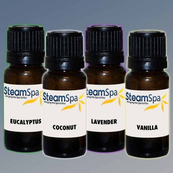 SteamSpa Essential Essence Pack by Steam Spa