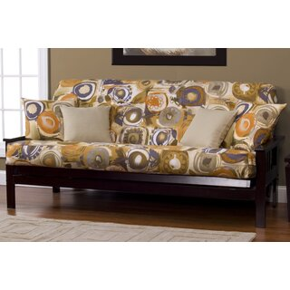 Arledge Maze Box Cushion Futon Slipcover by Latitude Run SKU:AC744631 Reviews
