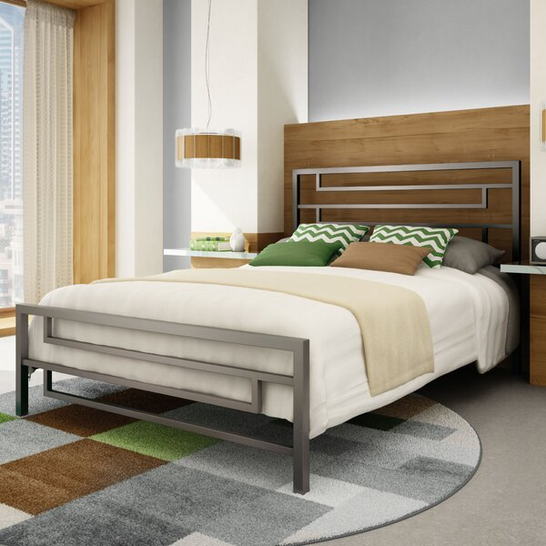Brophy Platform Bed by Brayden Studio