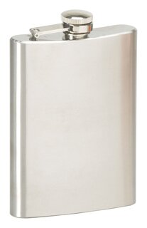 Stainless Steel Flask by Stansport