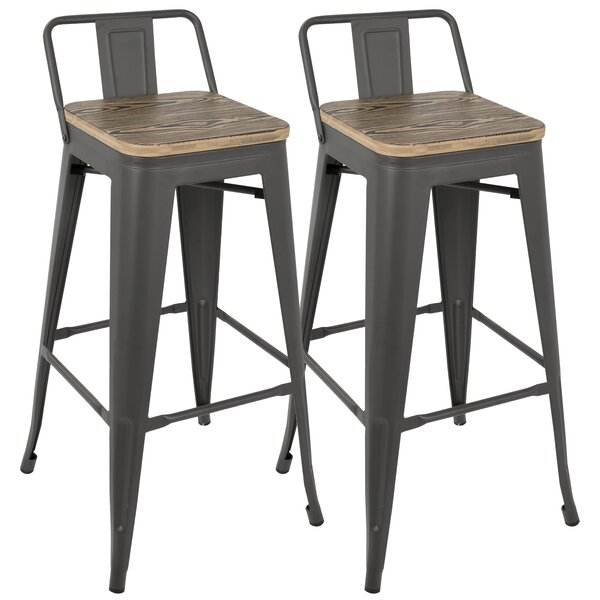 Claremont 30 Bar Stool (Set of 2) by Trent Austin Design