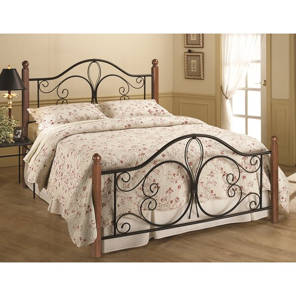 Skeen Standard Bed by August Grove