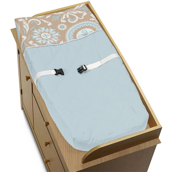 Hayden Changing Pad Cover by Sweet Jojo Designs