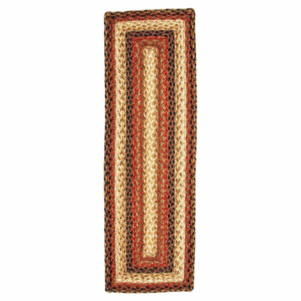 Russet Rectangular Table Runner by Homespice Decor
