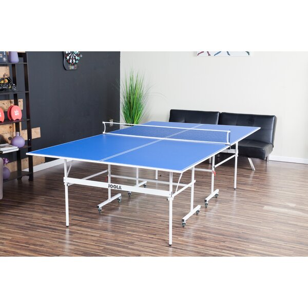 Quadri Playback Indoor Table Tennis Table by Joola USA