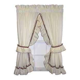 Country French Curtains Wayfair