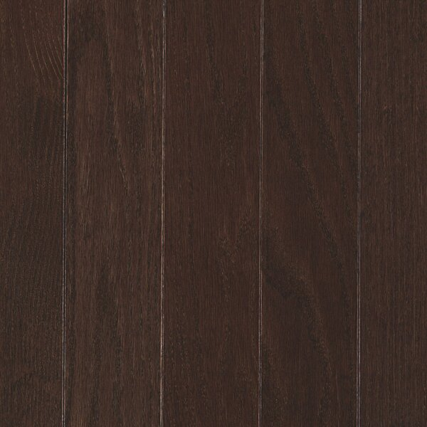 Randhurst SWF 3-1/4 Solid Oak Hardwood Flooring in Chocolate by Mohawk Flooring