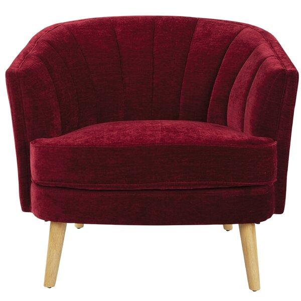 Hard Barrel Chair by Mercer41